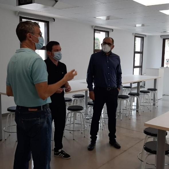 La Diputación impulsará desde el Centro Provincial de Energías Renovables la transición ecológica en las comarcas de Castellón