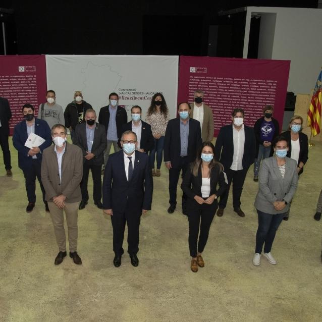 La Diputación de Castellón duplica en 2020 la inversión en la Plana Baixa respecto a 2019 al superar los 7 millones de euros en sus 20 municipios