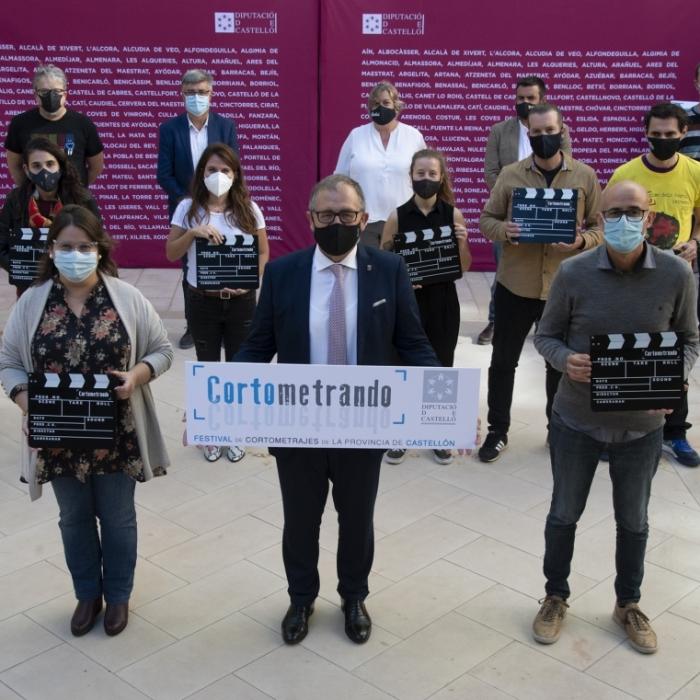 'Cortometrando' pasa de la ficción al documental y retratará la pandemia en seis municipios del interior de Castellón