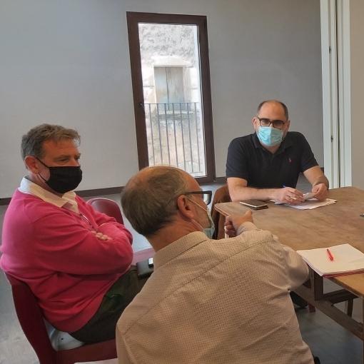 La Diputación Provincial colabora con la IGP para conseguir la DO de los vinos de Castellón