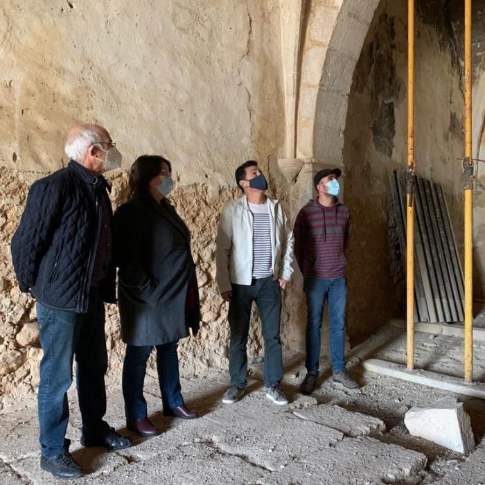 La Diputació es compromet a estudiar els jaciments de la Jana per a catalogar-ne el seu valor històric i cultural