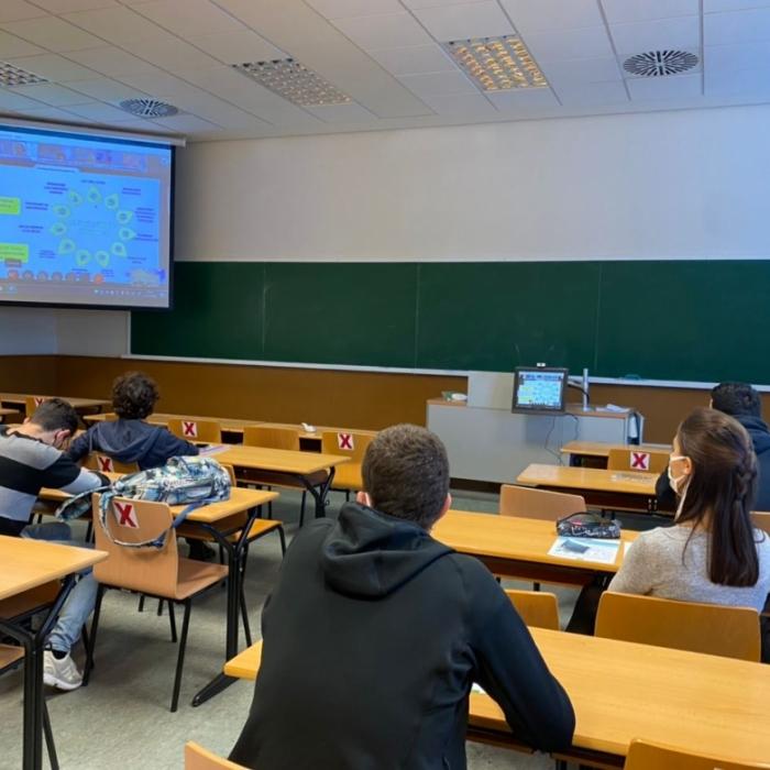 La Diputación de Castellón y la UJI acercan el Pacto Verde Europeo al estudiantado universitario