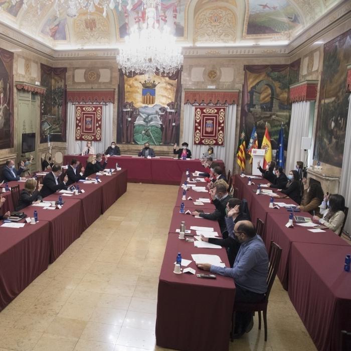 La nova Diputació de Castelló aprova el seu primer Pla d'Igualtat després de 13 anys de l'aprovació de la Llei