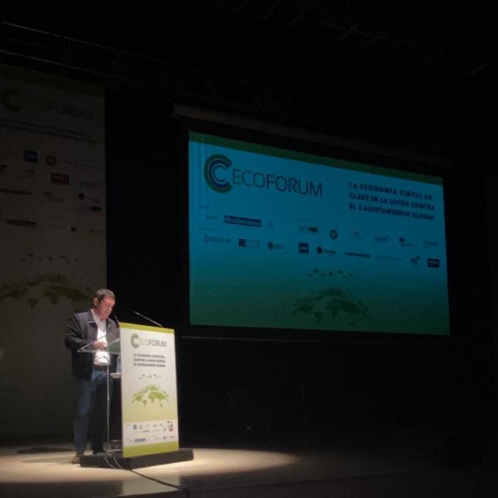 Ignasi Garcia pide colaboración para lograr la transición ecológica en las comarcas de Castellón