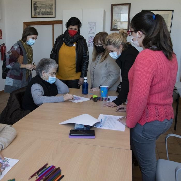 Patricia Puerta destaca que l'obertura a l'interior de centres d'ocupació per a persones amb discapacitat genera riquesa i fixa població