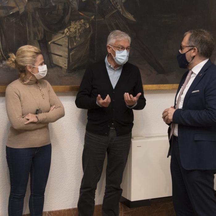 La Diputación trabaja con el reconocido estudio de diseño Gimeno Gràfic en la renovación de la marca turística de la provincia de Castellón
