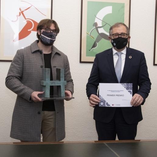 José Martí destaca la apuesta de la Diputación por seguir apoyando el uso de la cerámica urbana en los municipios de la provincia