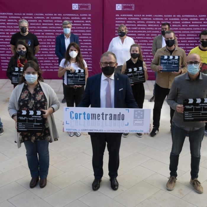 Cortometrando revelarà el dijous en una gala el guanyador d'un festival centrat aquest 2020 en documentals per a retratar la pandèmia a la província de Castelló