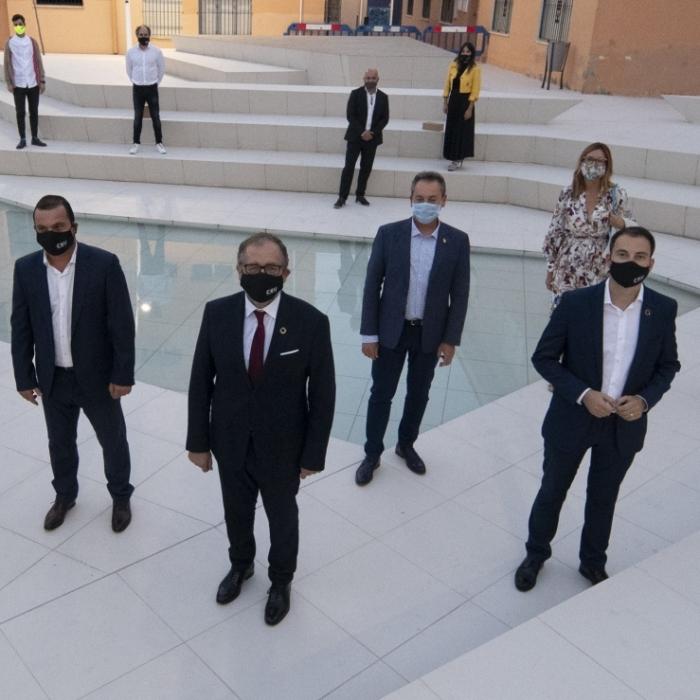 La Diputación activa el Plan Cerámico de 2021 con 400.000 euros para la renovación de espacios públicos con azulejo de Castellón