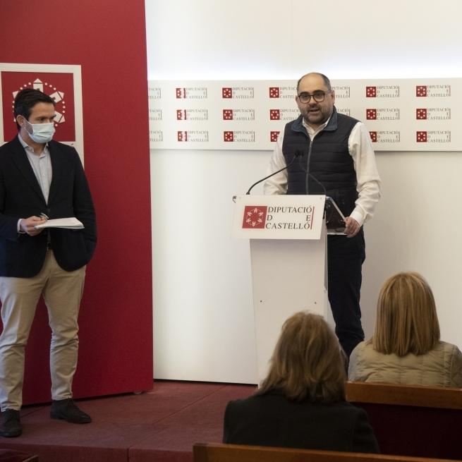 La Diputación de Castellón y Confecomerç lanzan una guía para digitalizar los pequeños negocios de proximidad