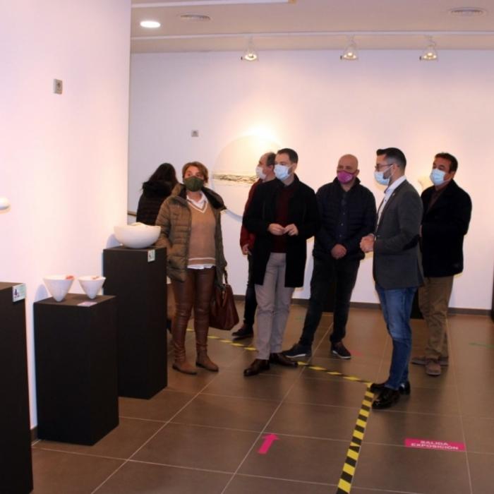 La Diputación renueva su apoyo al Concurso de Cerámica de l'Alcora con el patrocinio de un premio valorado en 4.000 euros