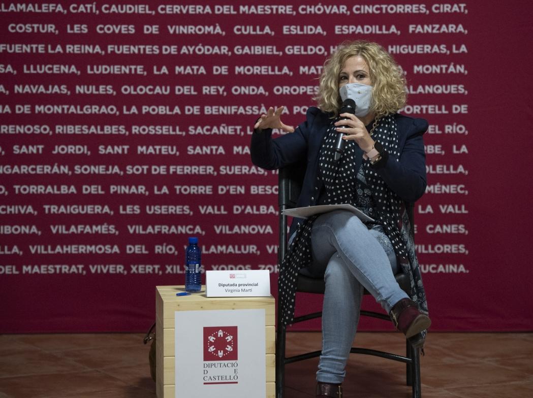 La Diputación anima a los pequeños ayuntamientos de interior a adoptar medidas que favorezcan la creación de un destino de turismo activo en Castellón