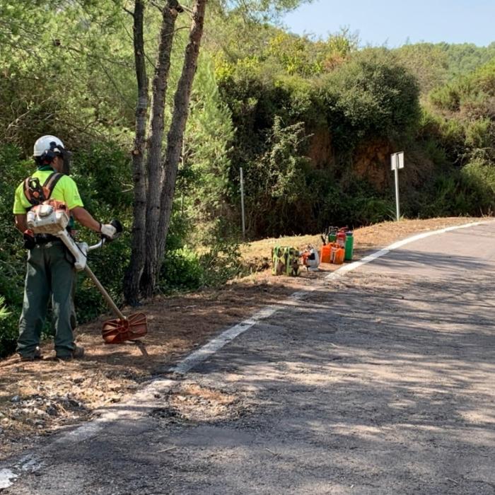 La Diputación de Castellón y la Generalitat Valenciana invertirán 600.000 euros para garantizar la seguridad en el vial que une Cabanes y Orpesa