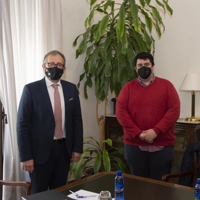 L'alcalde de Nules sol·licita la col·laboració de la Diputació per a posar en valor el poblat romà de Benicató