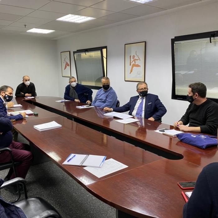 José Martí aposta per prioritzar els programes d'ajudes als municipis per a la seua reactivació econòmica i la captació de fons europeus com a estratègia de 2021