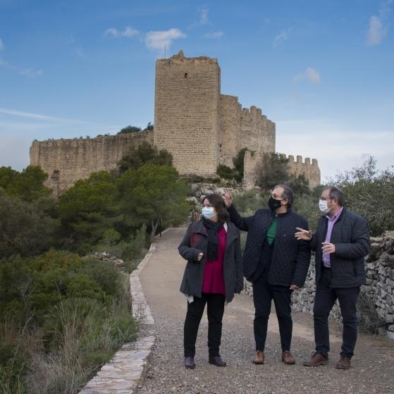 La Diputació destinarà 1,5 milions d'euros en 2021 a la recuperació del patrimoni material de la província