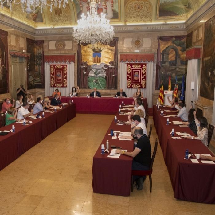 La Diputación de Castellón defiende incorporar el profesorado a la segunda fase de vacunaciones Covid