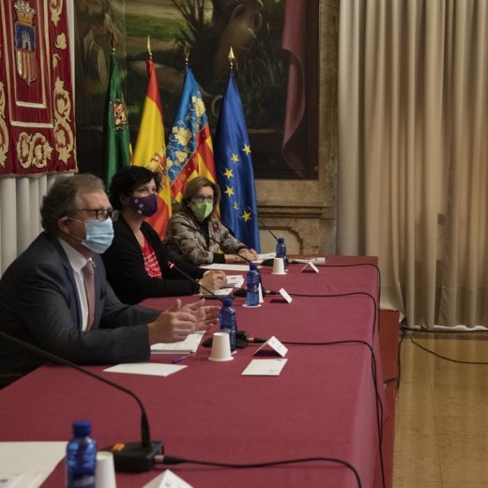 La Diputación activa más de 25,2 millones de euros en ayudas para acelerar la reactivación económica y social de la provincia
