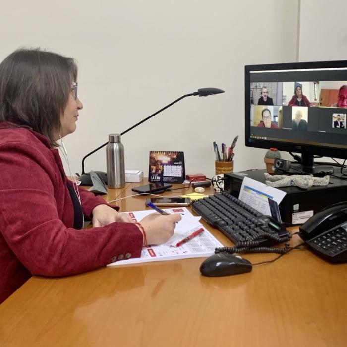 La Diputació confia en la constitució de la comissió de patrimoni per a trobar la millor ubicació possible al futur Conservatori de Castelló