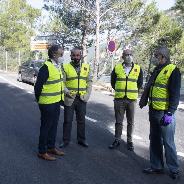 José Martí pone en valor las inversiones en las carreteras de la provincia para generar riqueza y preservar la seguridad de las personas