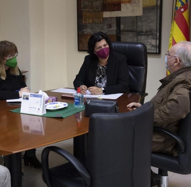 """La Diputación colabora con el Banco de Alimentos para implantar el nuevo sistema de donación 'Nadie Sin Su Ración Diaria' en la provincia: """"Dignifica a las personas"""""""