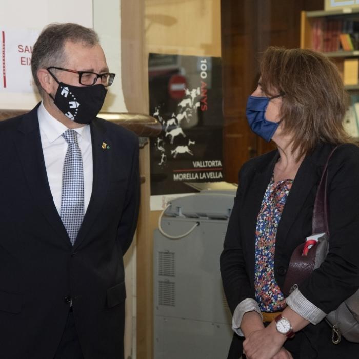 La Diputació i el Govern impulsaran el primer Centre d'Innovació Territorial de Castelló per a dissenyar projectes que facen front al repte demogràfic de la provincia