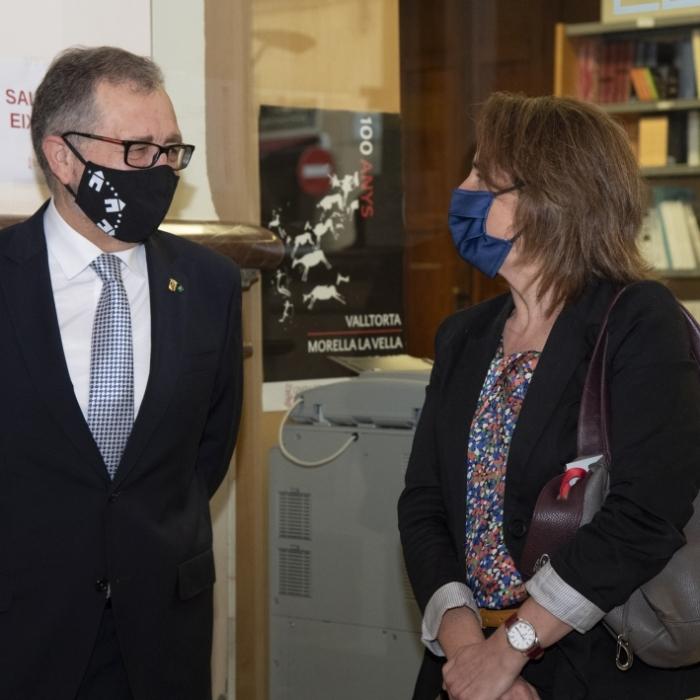 José Martí reivindica a la Diputació com a defensora dels municipis en risc de despoblació en l'accés als fons europeus de reconstrucció