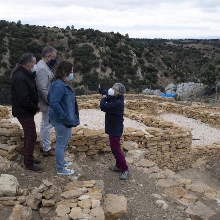 La Diputació destina 80.000 euros per a rescatar i convertir en fonts de riquesa una desena de jaciments castellonencs