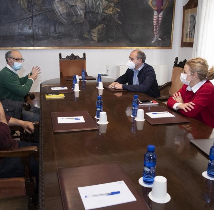 La Diputació recolzarà el projecte de creació a Castelló de la primera Denominació d'Origen espanyola amb vins cent per cent ecològics