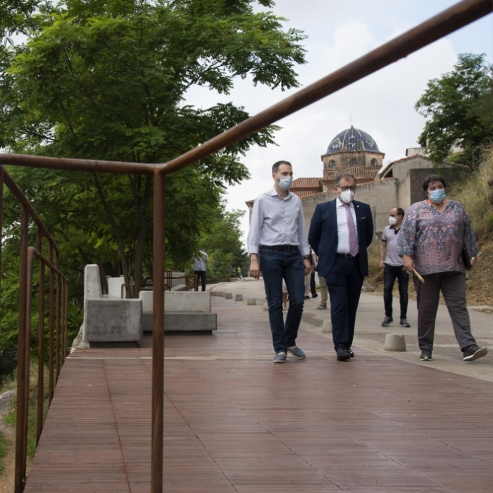 Un total de 38 ajuntaments opten a renovar els seus entorns urbans amb ceràmica gràcies al concurs CRU de la Diputació