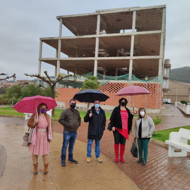 La Diputació farà de connexió entre l'Ajuntament de Ribesalbes i la Generalitat per a accelerar la finalització de la residència local
