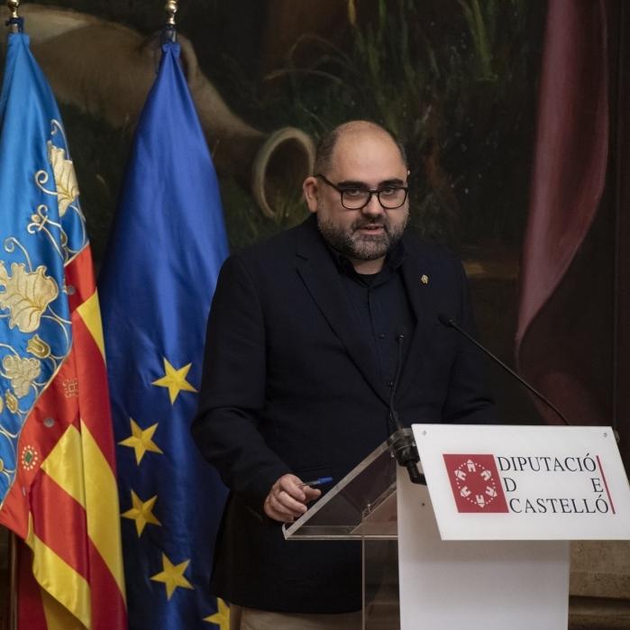 La Diputació de Castelló renova el seu conveni amb la Jaume I i duplica el pressupost per a la segona edició de Talent Rural
