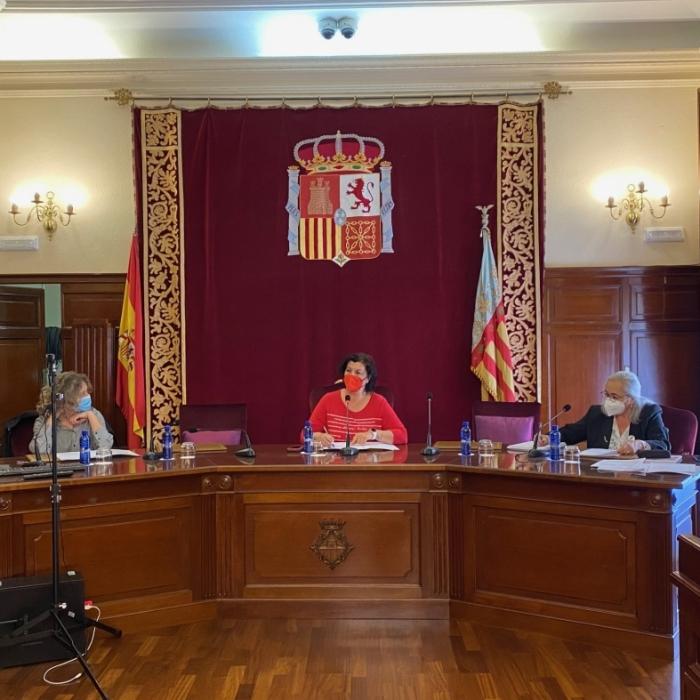 La Diputació aprova el reglament de funcionament de la comissió que vetlarà per la implantació del primer Pla d'Igualtat