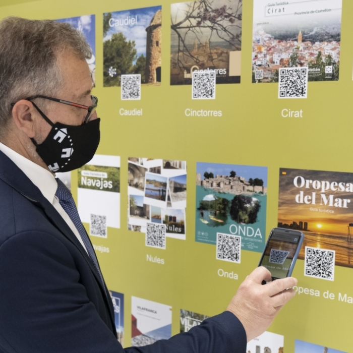 La Diputación aterriza en Fitur con el objetivo de captar nuevos turistas en busca de unas vacaciones seguras y tranquilas
