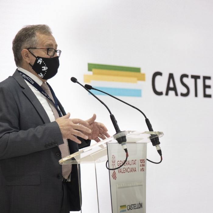 """José Martí: """"La nueva marca aporta modernidad y dinamismo para reforzar la diversidad de la oferta turística de la provincia de Castellón"""""""