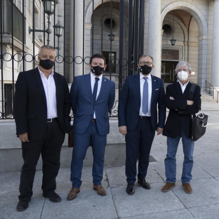 La Diputación de Castellón busca la alianza del Gobierno de España para implementar el Plan Director del Agua (PDA) de la provincia de Castellón