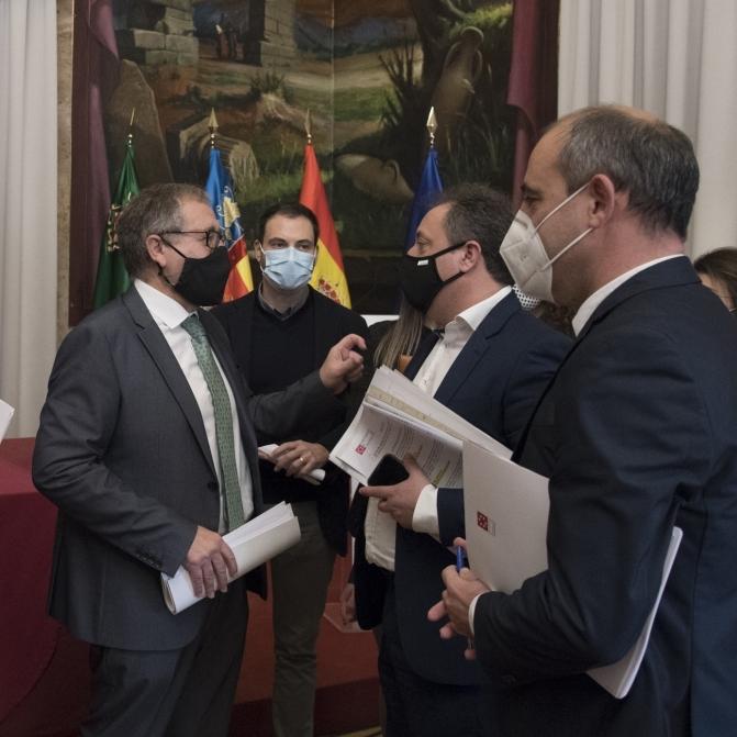 La Diputació donarà demà llum verd definitiu al Pla 135 d'Obres i Serveis, dotat amb 12,4 milions d'euros