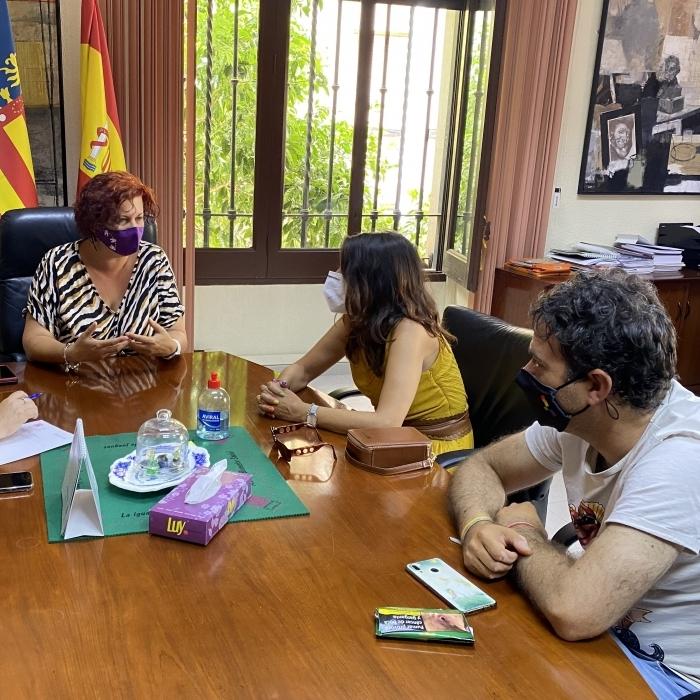 La Diputació formalitza el seu suport al col·lectiu LGTBI amb l'aprovació d'una declaració institucional en defensa dels seus drets