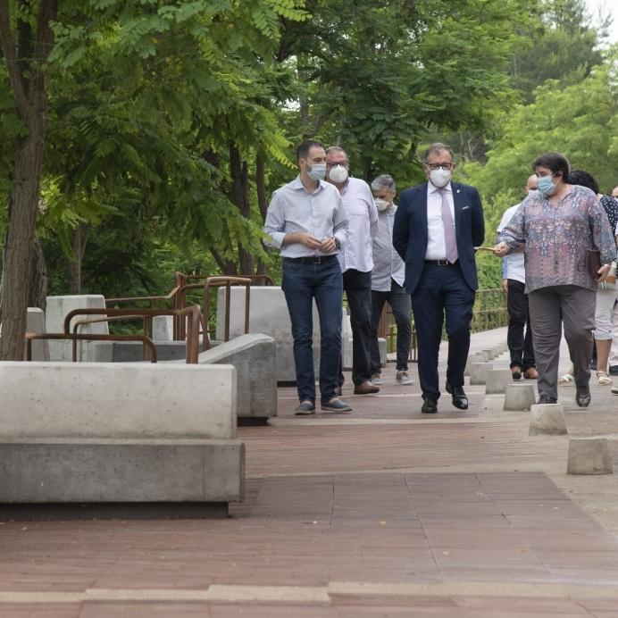 La Diputació involucra amb el CRU a 25 equips d'arquitectura en l'objectiu de promocionar la ceràmica en l'entorn urbà