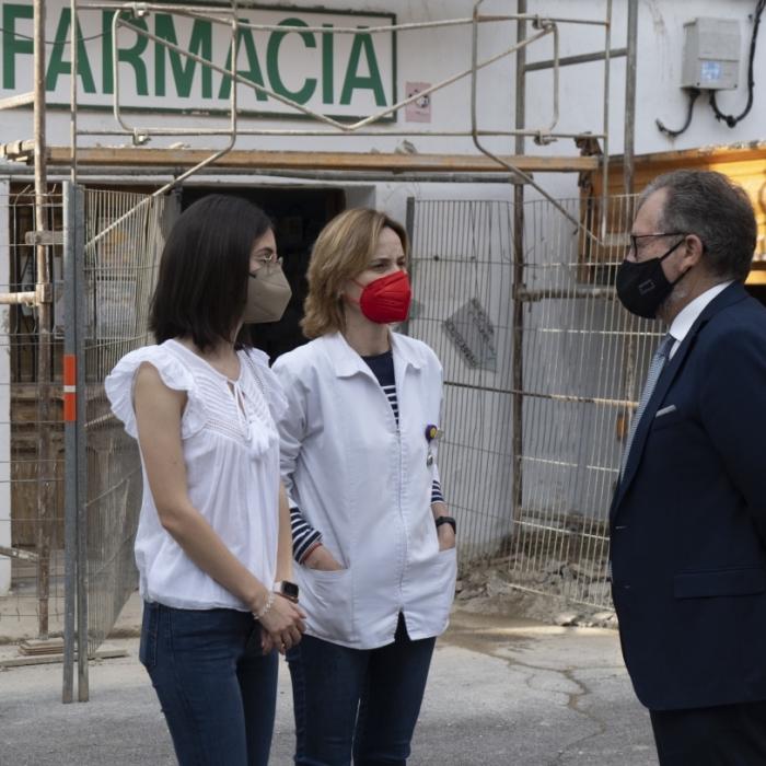 José Martí destaca l'impacte de les inversions del Pla 135 per a millorar la qualitat de vida dels ciutadans i ciutadanes als pobles d'interior