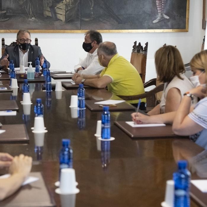 José Martí negociarà amb els sindicats una carrera professional amb garanties jurídiques per a evitar possibles anul·lacions en els jutjats