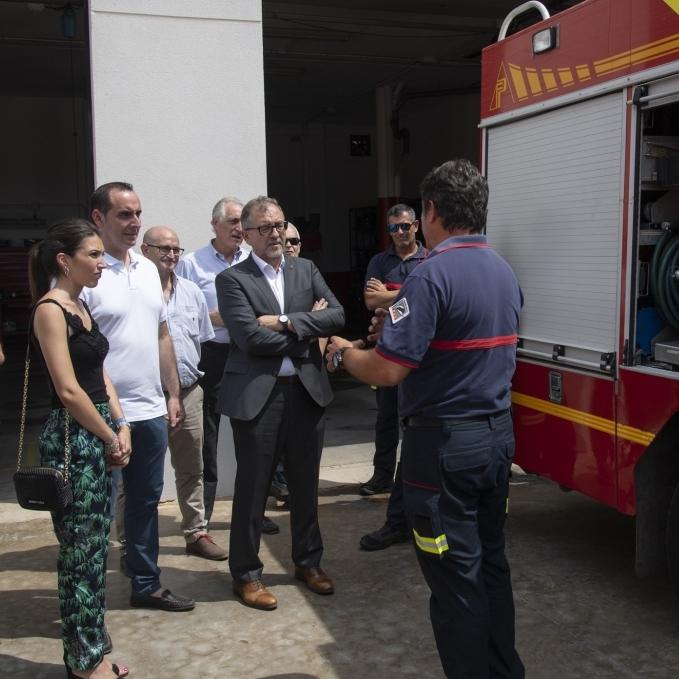 La Diputación lanza un vídeo pidiendo a la ciudadanía que extreme todas las precauciones para evitar incendios forestales