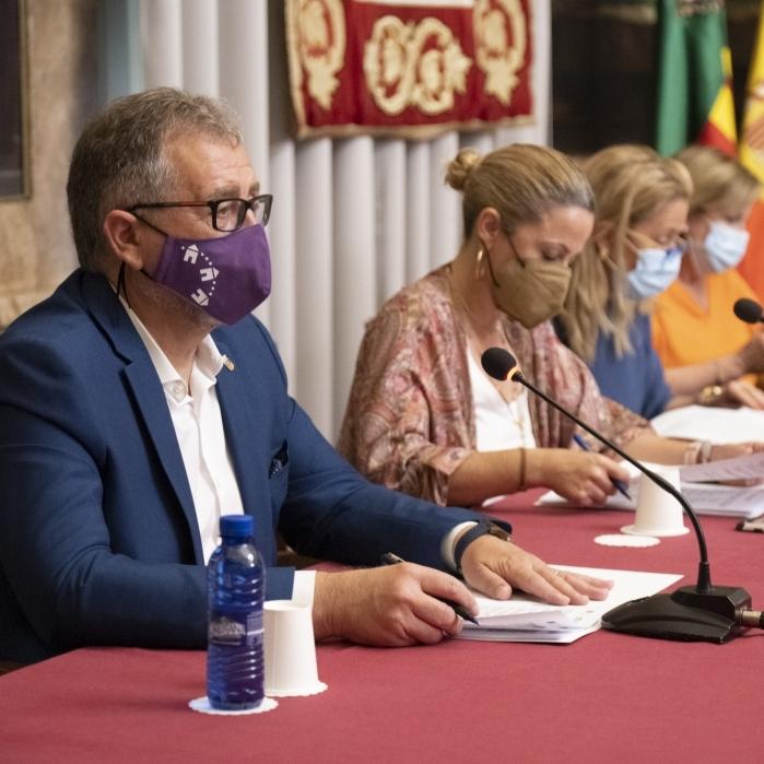 El ocio nocturno ya puede acogerse al medio millón de euros en ayudas activado por la Diputación de Castellón para hacer frente a la crisis del Covid