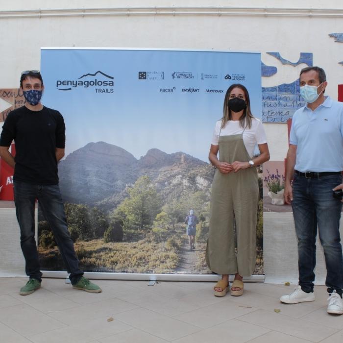 La Diputació de Castelló presenta l'informe d'avaluació ambiental de Penyagolosa Trails