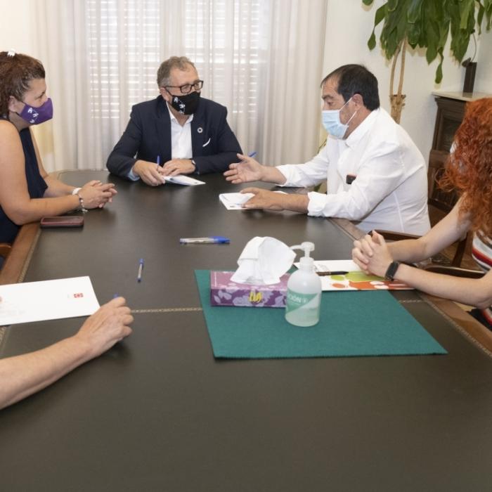 Diputació de Castelló | La Diputación apoya con 15 mil euros el trabajo de Alcer-Castalia en la atención profesionalizada a personas con dolencias renales
