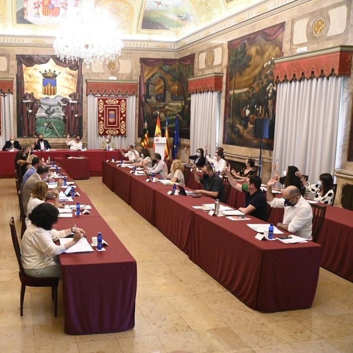 La Diputació aprova per unanimitat obrir una taula de diàleg social en el Consorci Hospitalari Provincial de Castelló