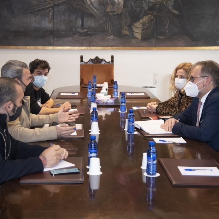 La Diputación lanza ayudas de hasta 10 mil euros a las empresas del ocio nocturno para paliar los efectos de la pandemia