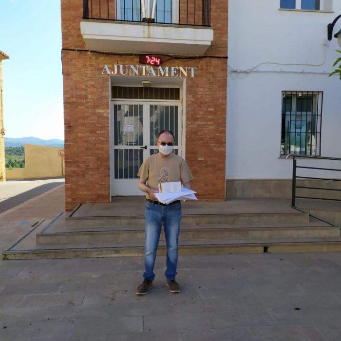La Diputación distribuye 580 mil mascarillas desde el inicio de la pandemia entre los municipios de Castellón