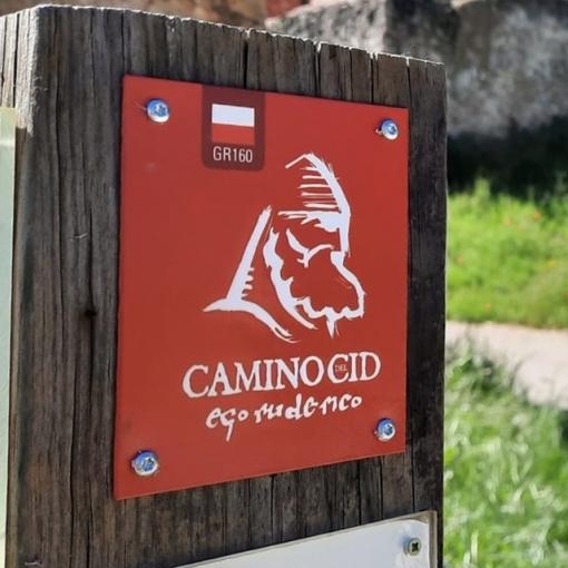José Martí destaca la inversión de 15.120 euros para la mejora de la señalización del itinerario del Camino del Cid a su paso por la provincia de Castellón
