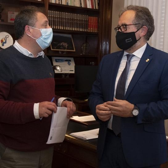 Cuatro empresas aspiran a desarrollar el diagnóstico de la plantilla de la Diputación de Castellón para potenciar la eficacia en la gestión de la institución provincial